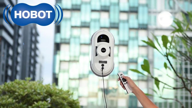 Hobot 188 window cleaning robot